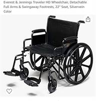 New in box. Everest & Jennings wheelchair