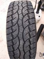 Wild Trail all terrain tread tires