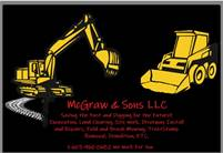 Excavation, Landscaping, Brush Mowing, Demolition, Land clearing