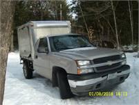 2005 Silverado 1500 4X4
