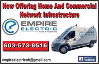 Empire Electric, LLC  Residential and Commercial Electrician
