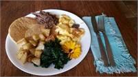 D Acres Farm to Table Sunday Breakfast